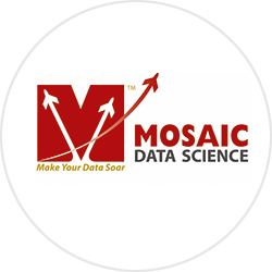 Logo Mosaic Data Science