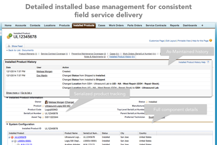 ServiceMax Screenshot 1