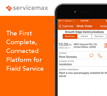 ServiceMax Field Service Management