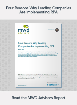 MWD Advisors Report