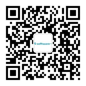 Software AG China at weCHAT