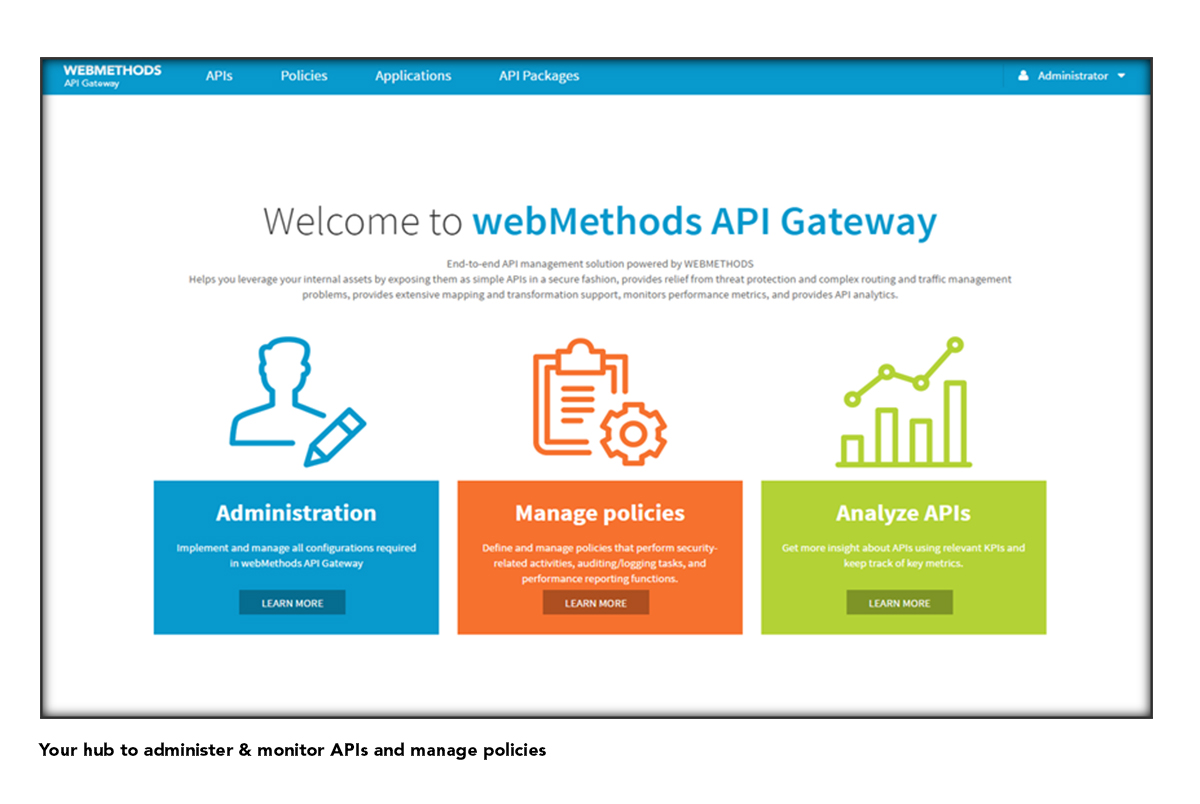 API Gateway Products to Keep Your APIs Safe - Software AG