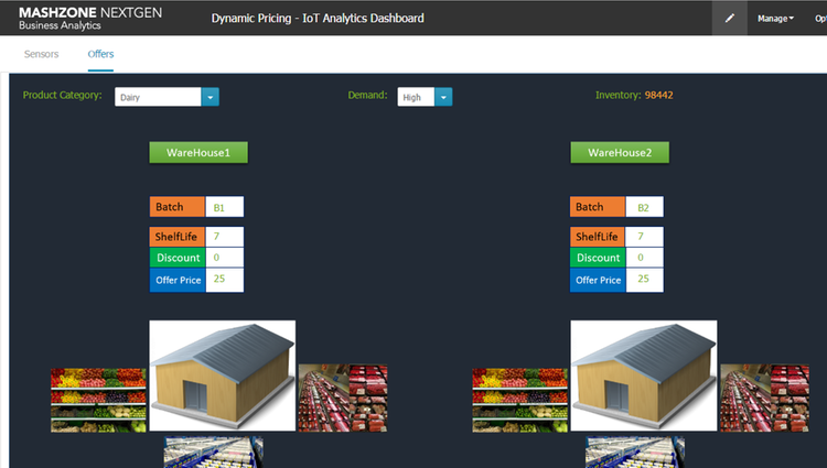 Dynamic Pricing Screenshot 3