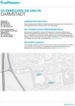 Software AG HQ - Map and travel description