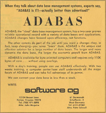 ADABAS-datamation