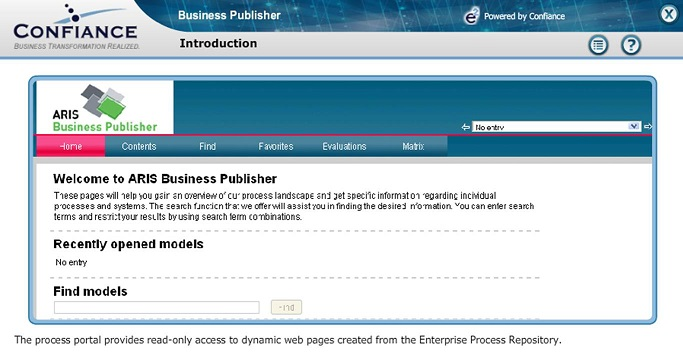 e-learning Feature ARIS Business Publisher